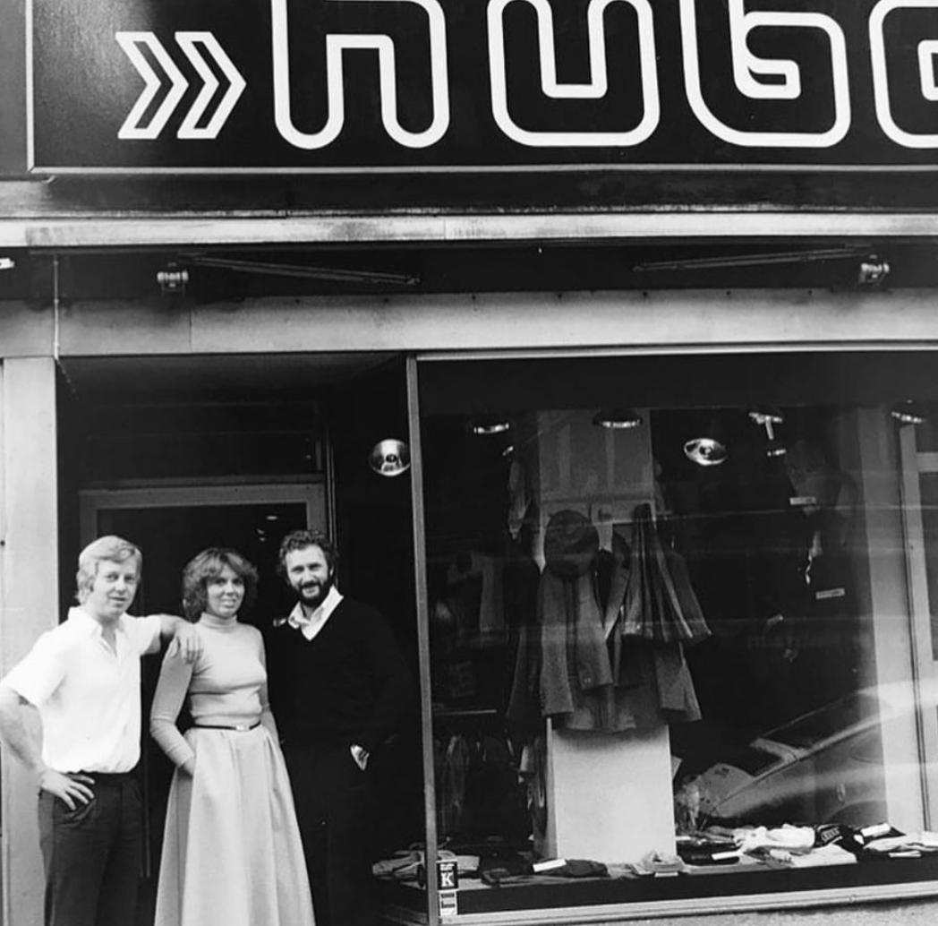 Portrett Blogg Hugo